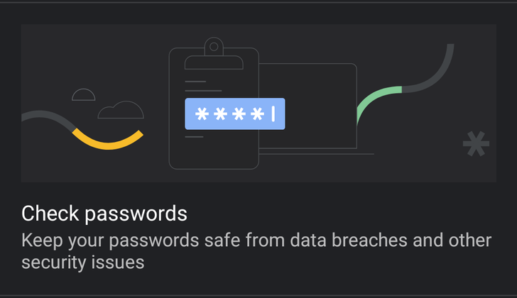 Chrome lets you check for compromised passwords in recent Android Canary release