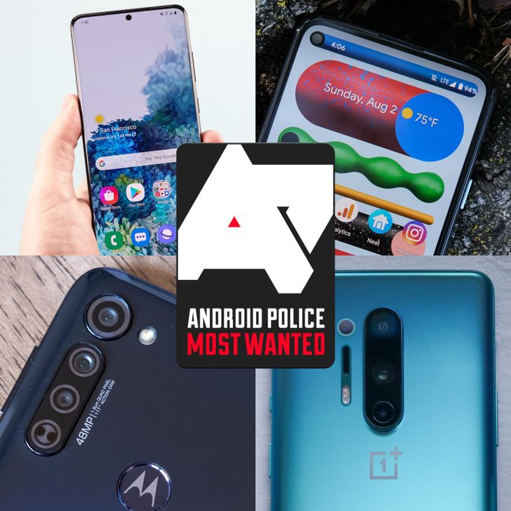 The best Android smartphones you can buy right now (Fall 2020)