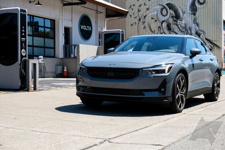 Polestar 2 Android Automotive review