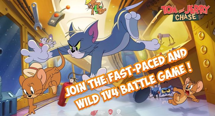 Tom and Jerry: Chase looks like an excellent homage to the classic cartoon, out now in select territories