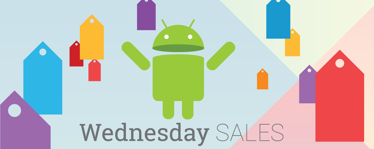 25 temporarily free and 45 on-sale apps and games for Wednesday
