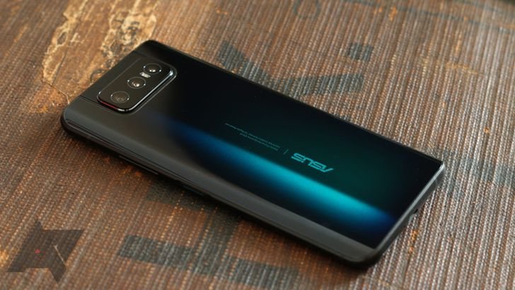 The Asus Zenfone 7 comes with a 3-lens flip camera and a 5,000mAh battery