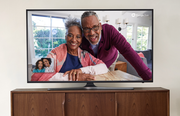 Google Duo will soon be on Android TV in beta
