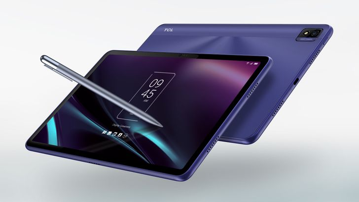 TCL introduces pair of affordable tablets and teases some intriguing e-ink-like screen tech