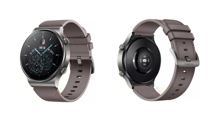 Leaked specs reveal Huawei Watch GT2 Pro will support Qi wireless charging