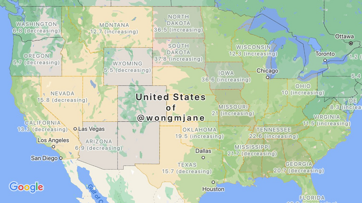 Google's COVID-19 info layer is coming to Maps this week