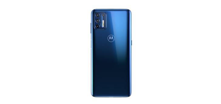 Moto G9 Plus photos and specs leaked by carrier listing