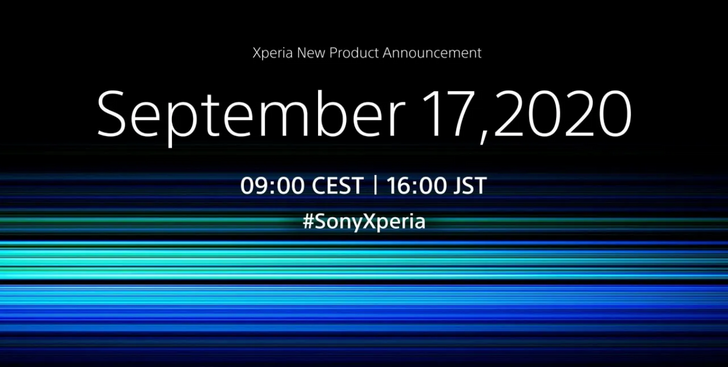 Sony schedules Xperia phone announcement for September 17