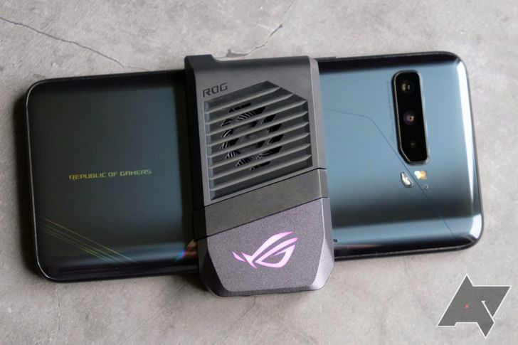 The Asus ROG Phone 3 gets its long-overdue Android 11 update