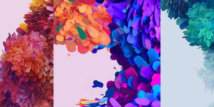 Here are the unreleased Galaxy S20 FE's wallpapers