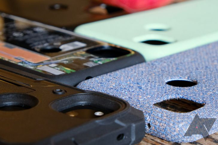 Five great cases for the Google Pixel 4a
