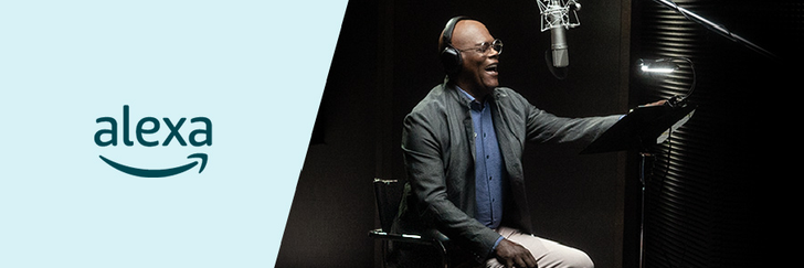 Amazon Echo users can now summon Samuel L. Jackson with a hotword