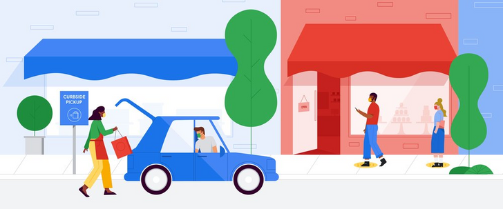 Google makes local shopping easier with new features