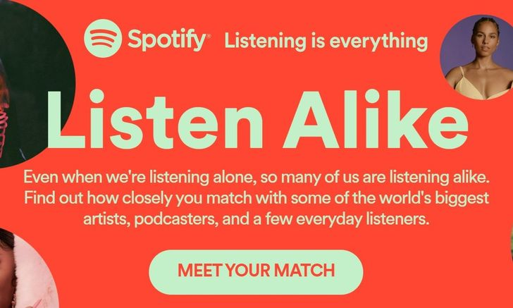 Spotify's new tool compares your music taste to celebs like John Legend or Conan O'Brien