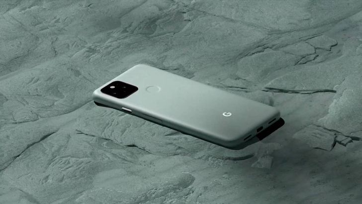 How did Google get the Pixel 5 to charge wirelessly through metal?