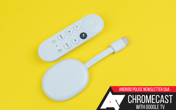 Ask us anything about the Chromecast with Google TV (Q&A)