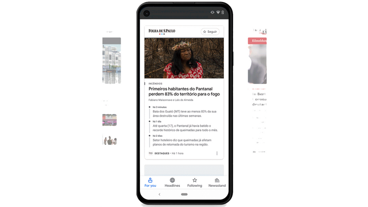 Google is spending $1 billion to bring you a new Google News feature