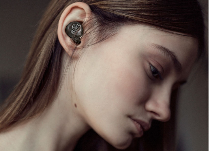 Yamaha launches its first true wireless buds with active noise cancelation