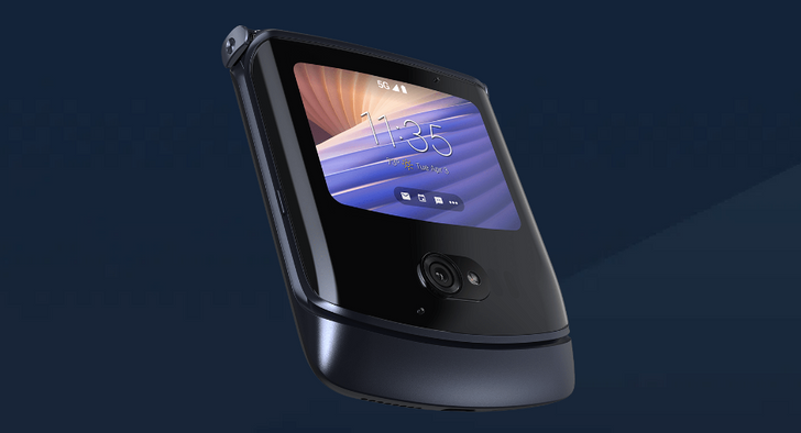 Motorola is offering $200 off the new Razr 5G, or up to $400 off if you're deemed worthy