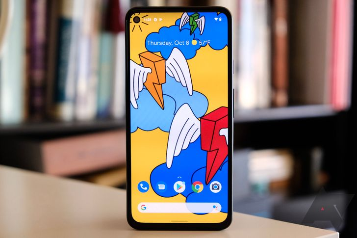 Google posts first OTA and factory images for Pixel 4a 5G and Pixel 5