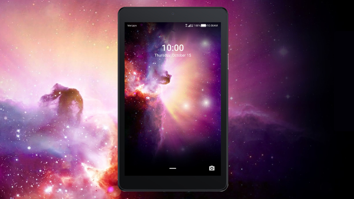 TCL's new 8-inch tablet for Verizon costs $199 and has a couple tricks up its USB-C port