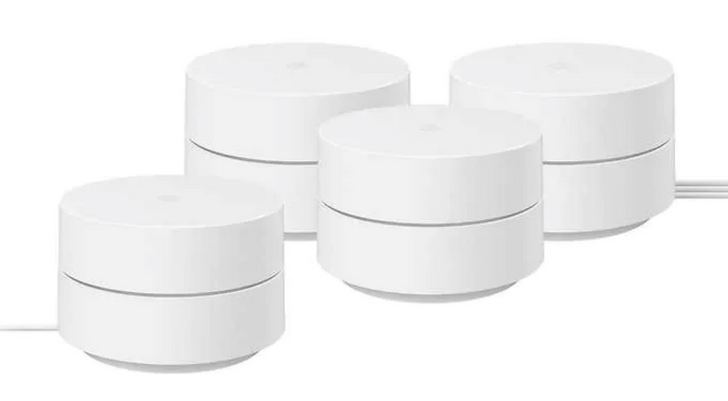 Costco members can get a Google Wifi 4-pack for only $230 ($70 off)