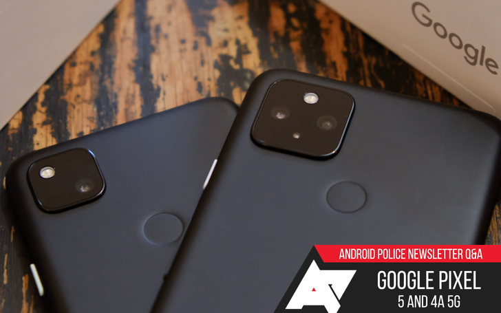 Ask us anything about the Pixel 5 and Pixel 4a 5G (Q&A)