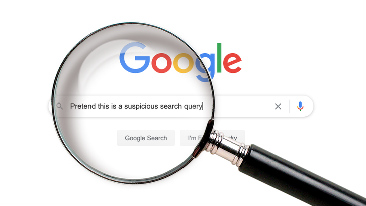 Searching Google for the wrong thing at the wrong time could put you on the police's radar