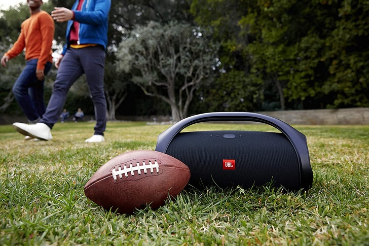 Pick up the huge JBL Boombox wireless Bluetooth speaker for $280 ($120 off) on Amazon