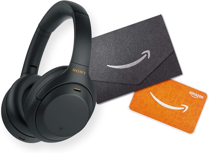 Sony's best ANC headphones are $298 ($52 off) with a free $25 gift card on Amazon