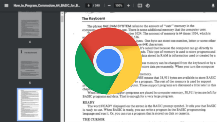 Chrome Beta 87 revamps its PDF viewer, introduces new security features, and more (APK Download)