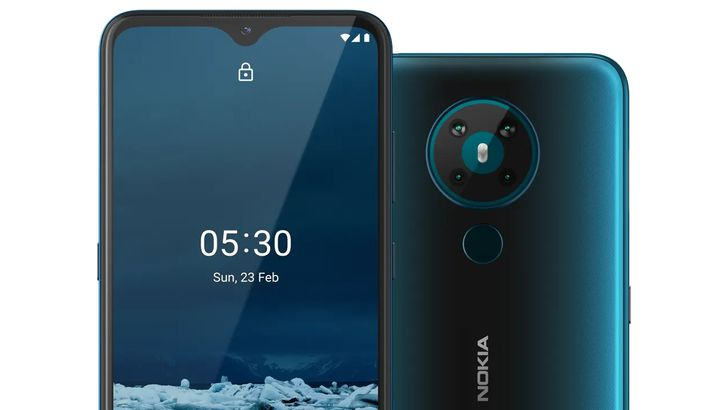 Get the Nokia 5.3 for just $177 ($23 off) right now