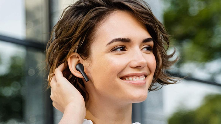 Save up to 58% off select Aukey wireless earbuds and audio accessories in Amazon's Deal of the Day