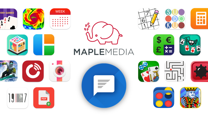 It looks like Pulse SMS has been bought by Maple Media — get ready for intrusive ads?