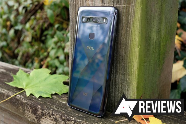 TCL 10 5G UW review: Verizon's cheapest 5G phone actually doesn't suck