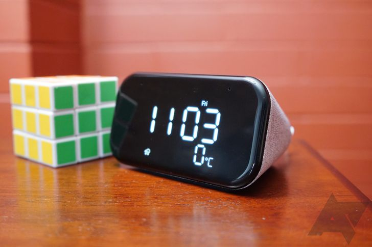 Get the Lenovo Smart Clock for $34, Smart Clock Essential for $24