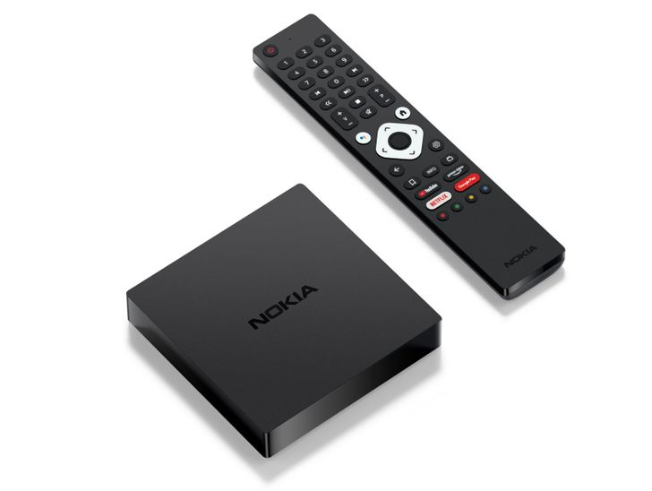 Nokia-branded Android TV box is official, packing a remote drowning in buttons