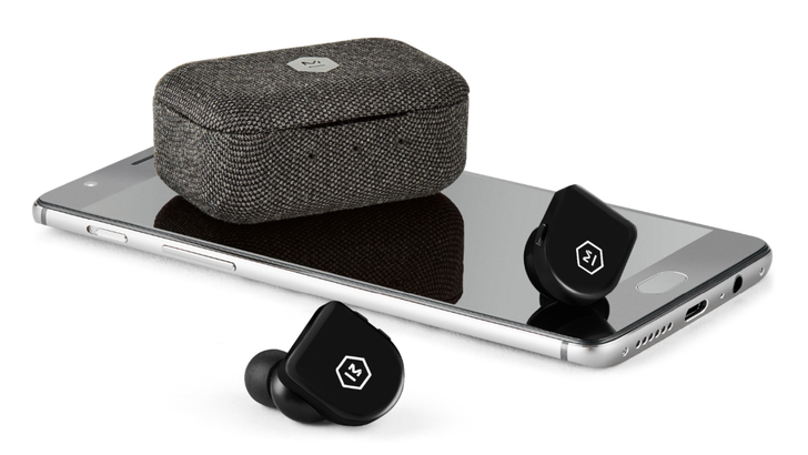 Get up to $75 off a pair of Master & Dynamic true wireless earbuds from Best Buy