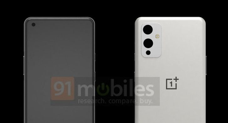 Here's our first look at the OnePlus 9's design