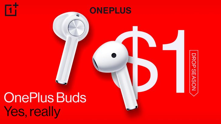 $1 OnePlus Buds sell out within seconds