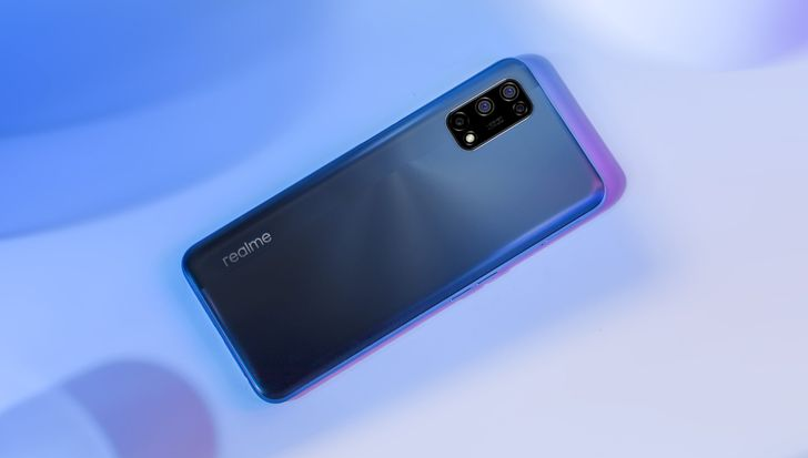 The Realme 7 5G is one of the cheapest 5G phones you can buy