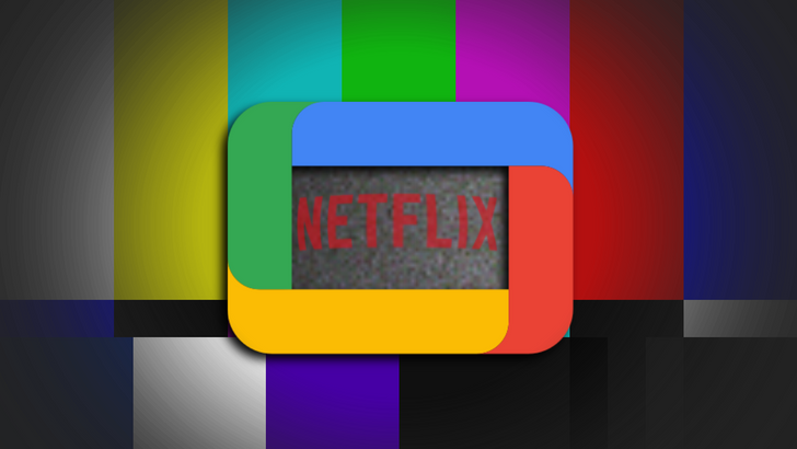 Netflix isn't playing nicely with Google TV for some reason