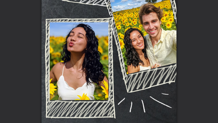 Google Photos introduces new doodle-y collage designs for showing off your pics