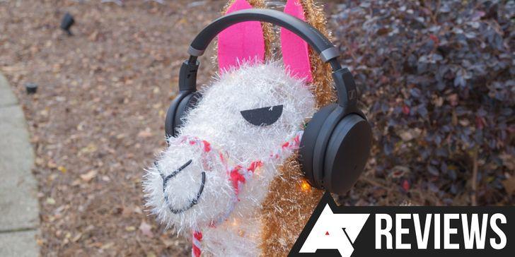 Sennheiser HD 450BT review: These headphones make my ears hurt
