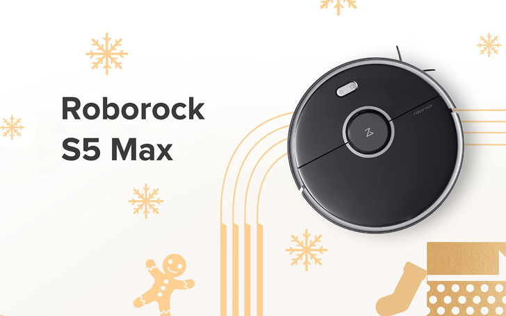 Win a Roborock S5 Max smart vacuum (Update: Winner)