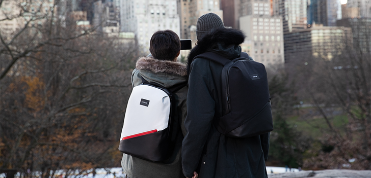 OnePlus has a new backpack coming in January