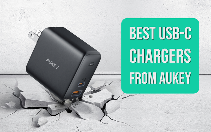 The best USB-C PD chargers you can buy from AUKEY right now (Sponsored)