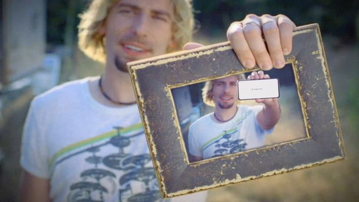 Google embraces Nickelback to promote Photos, and you'll either love or hate it