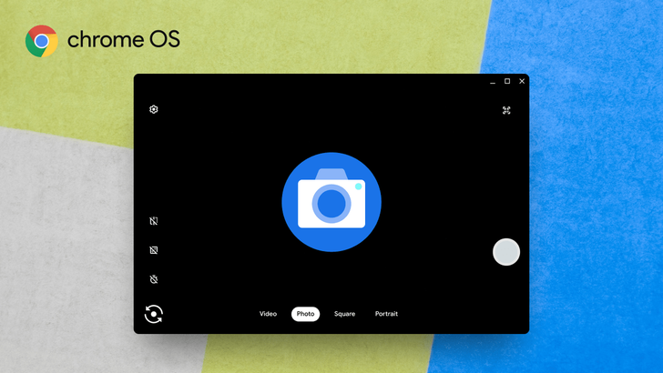 The Chrome OS Camera app is getting a QR scanner