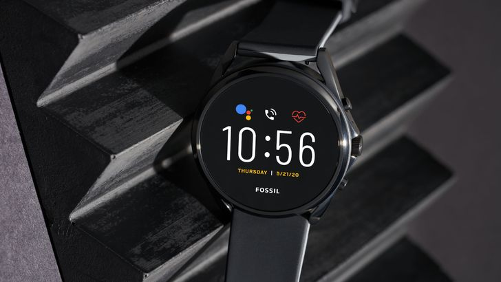 Fossil's first Wear OS smartwatch with LTE is a Verizon exclusive